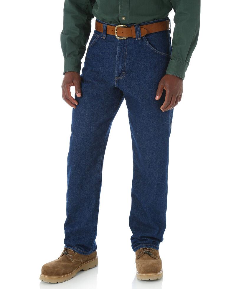39c0db69b Wrangler Jeans Men S Riggs Workwear Relaxed Carpenter Work