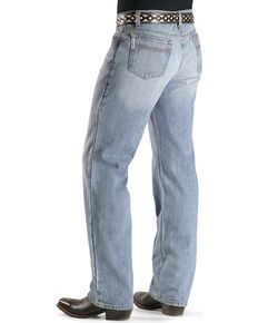 Cinch Jeans White Label Relaxed Fit - Tall, Midstone, hi-res