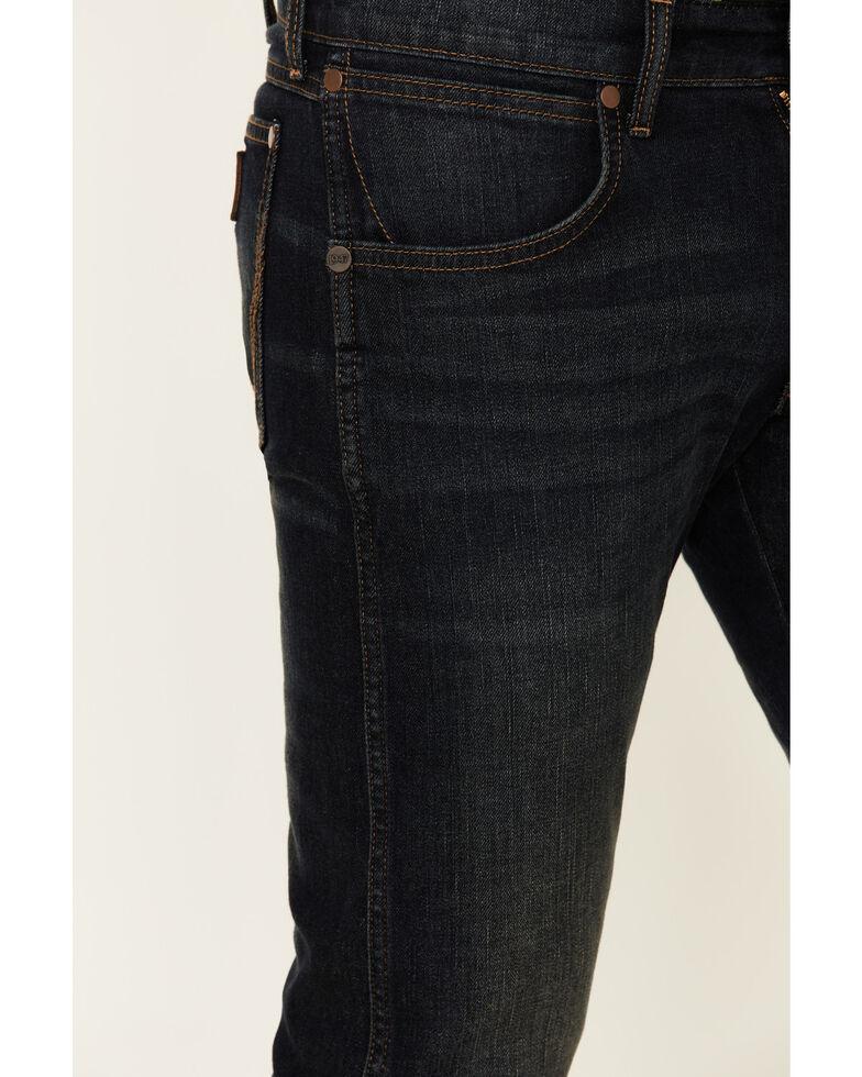 Wrangler Retro Men's Dark Jeb Wash Extra Slim Skinny Jeans , Blue, hi-res