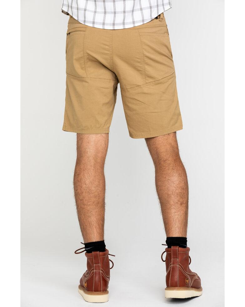 Wrangler Rugged Wear Men's Travertime Side Pocket Utility Shorts , Beige/khaki, hi-res