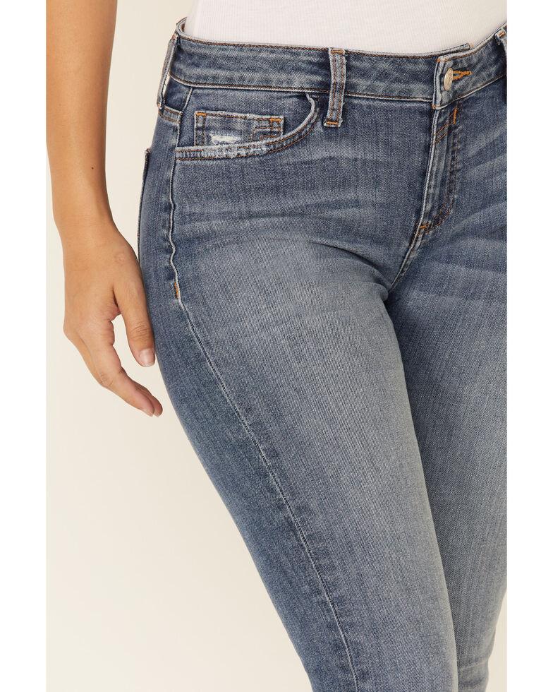 Sailey Women's Thin Swish Skinny Jeans, Blue, hi-res