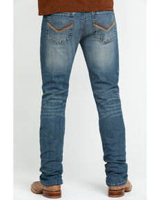 Cody James Men's Henderson Stretch Slim Straight Jeans , Blue, hi-res