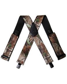 Hawx Men's Camo Work Suspenders, Camouflage, hi-res