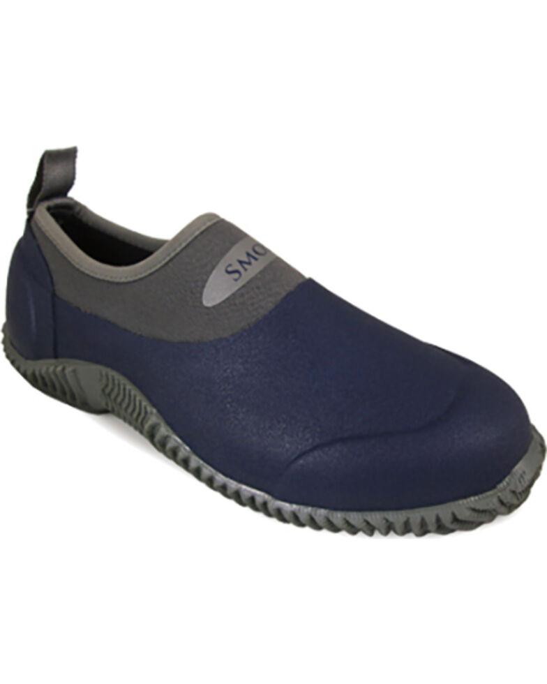 Smoky Mountain Men's Amphibian Casual Shoes , Navy, hi-res