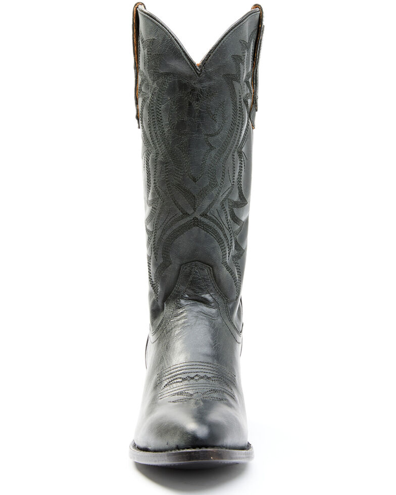 Shyanne Women's Raven Western Boots - Round Toe, Black, hi-res