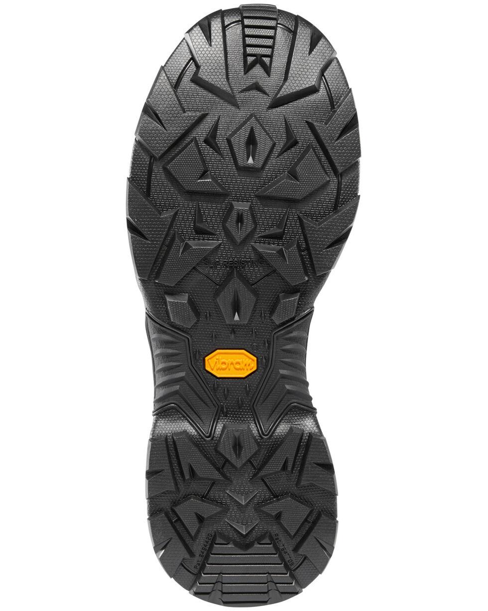 """Danner Men's Black Striker Bolt 8"""" Work Boots - Round Toe , Black, hi-res"""