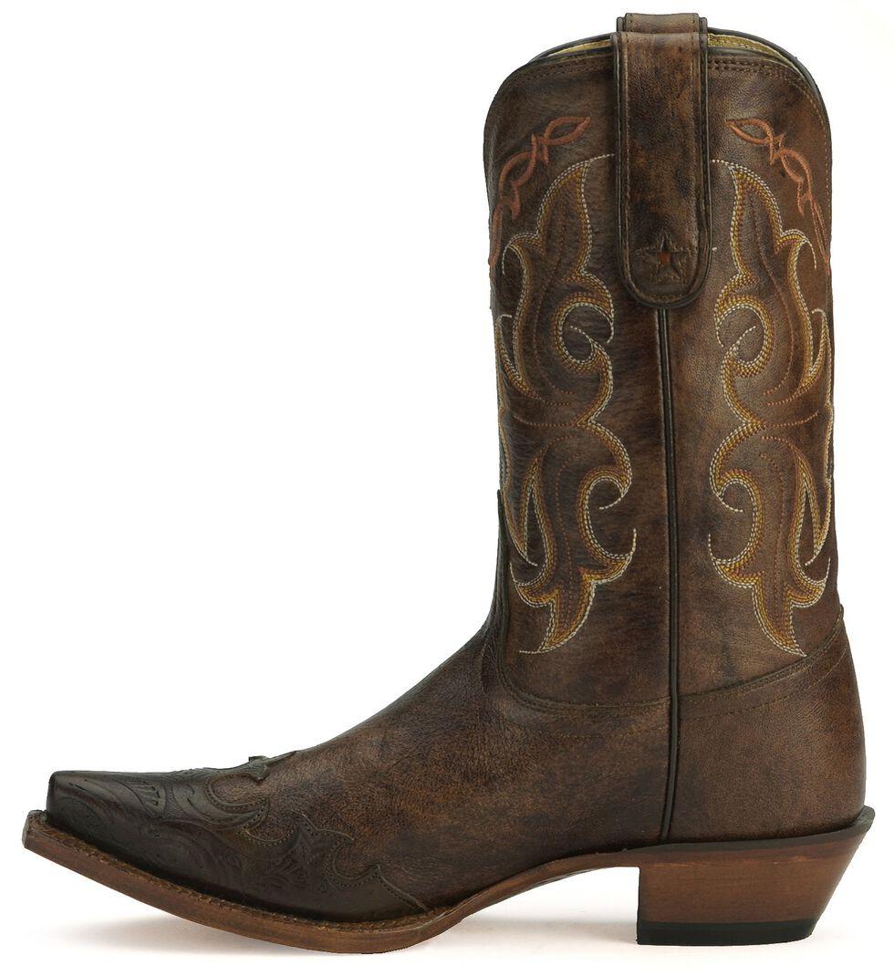 Tony Lama 100% Vaquero Cowgirl Boots, Clay, hi-res