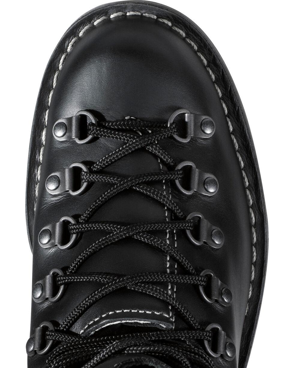 Danner Men's Mountain Light II Hiking Boots, Black, hi-res