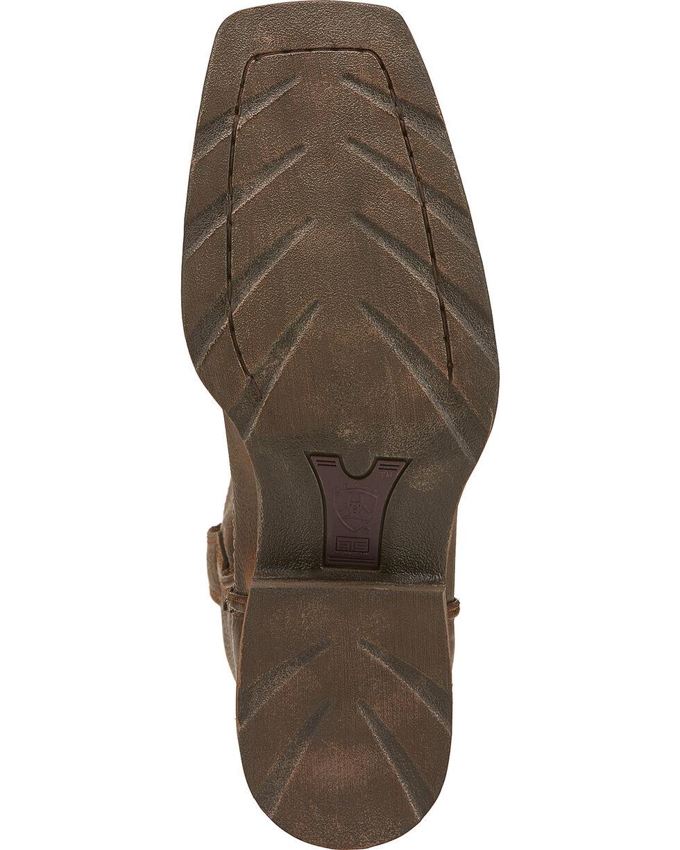 Ariat Rambler Cowboy Boots - Square Toe, Wicker, hi-res