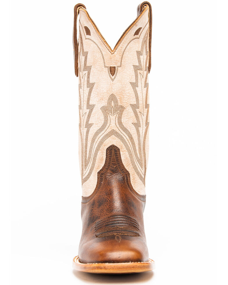 Idyllwind Women's Rodeo Western Performance Boots - Wide Square Toe, Brown, hi-res