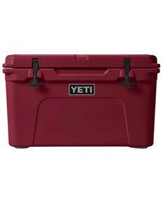 Yeti Red Hard Cooler, Red, hi-res