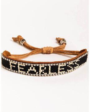 Idyllwind Women's Fearless Beaded Bracelet, Black, hi-res