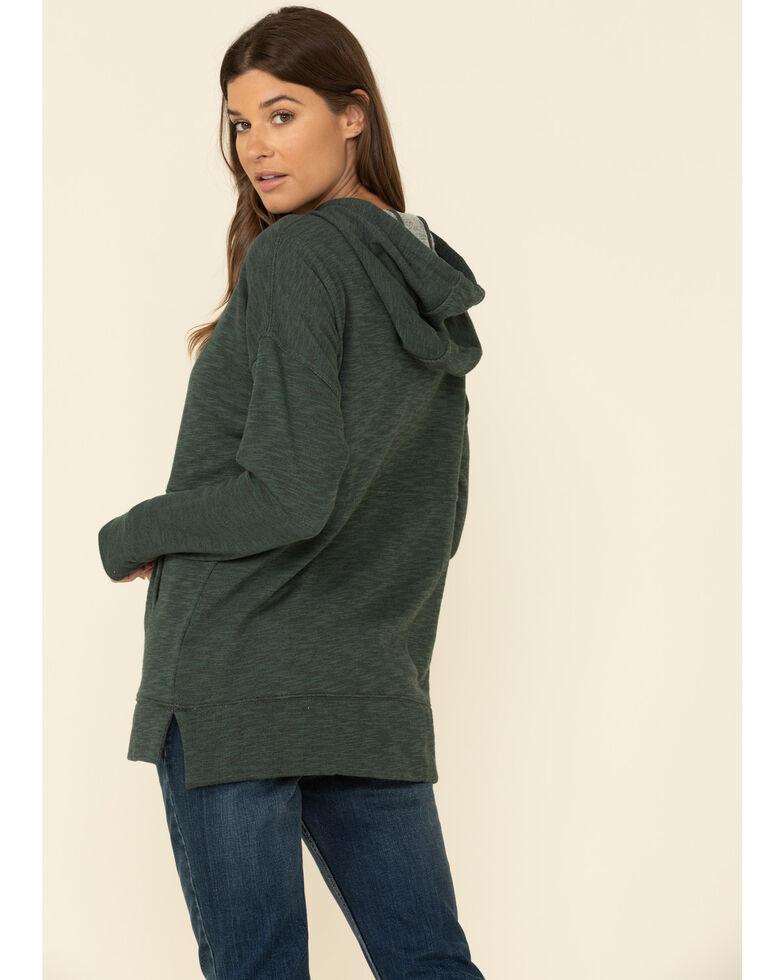 Carhartt Women's Fog Green Newberry Hoodie , Green, hi-res