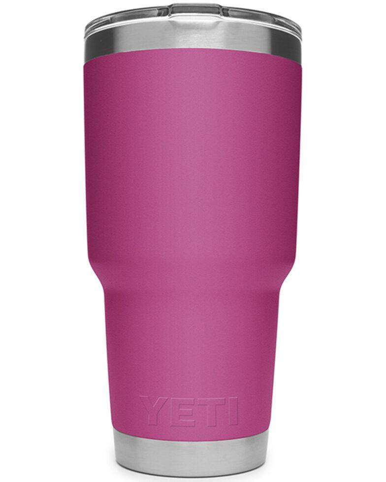Yeti Rambler 30oz Pear Pink Tumbler, Pink, hi-res