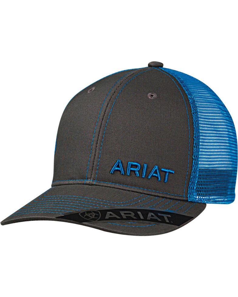 Ariat Men's Offset Baseball Cap , , hi-res