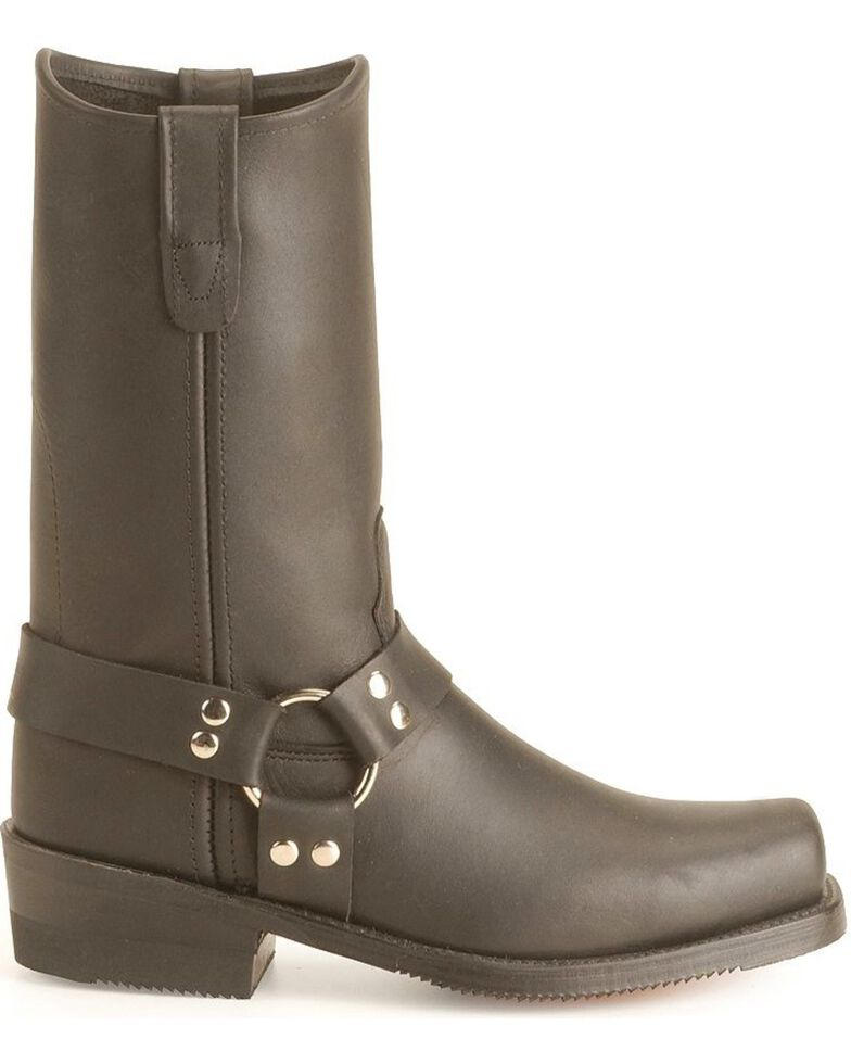 Double H Black Harness Boots - Country Outer
