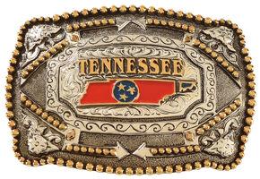 Cody James Tennessee Regional Belt Buckle, Multi, hi-res