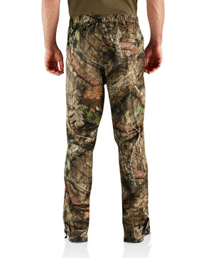 Carhartt Men's Camo Stormy Woods Pants - Straight Leg , Camouflage, hi-res