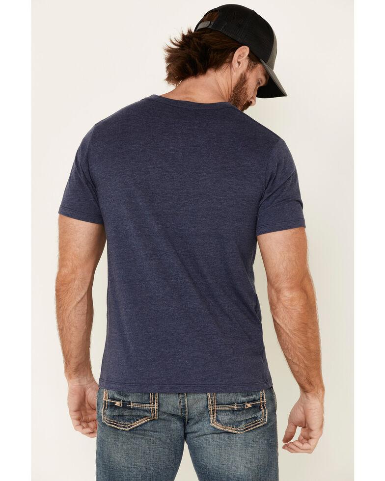 HOOey Men's Navy Suds Logo Graphic T-Shirt , Navy, hi-res