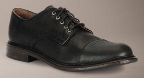 Frye Jack Oxford Shoes, Black, hi-res
