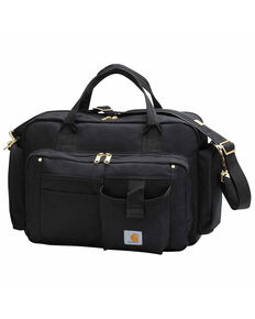 Carhartt Men's Black Legacy Brief Bag , Black, hi-res