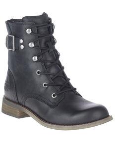 Harley Davidson Women's Dorilee Moto Boots - Soft Toe, Black, hi-res