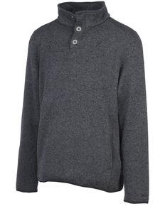 Browning Men's Black Gilson Sweater Pullover, Black, hi-res