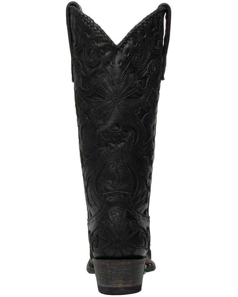 Lane Women's Robin Western Boots - Snip Toe, Black, hi-res