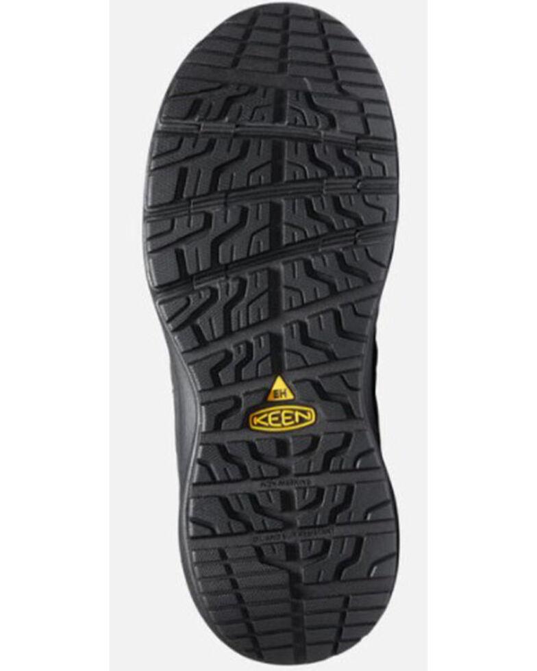 Keen Women's Black Vista Energy Work Shoes - Carbon Toe, Black, hi-res
