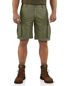 Carhartt Rugged Cargo Work Shorts, Army, hi-res