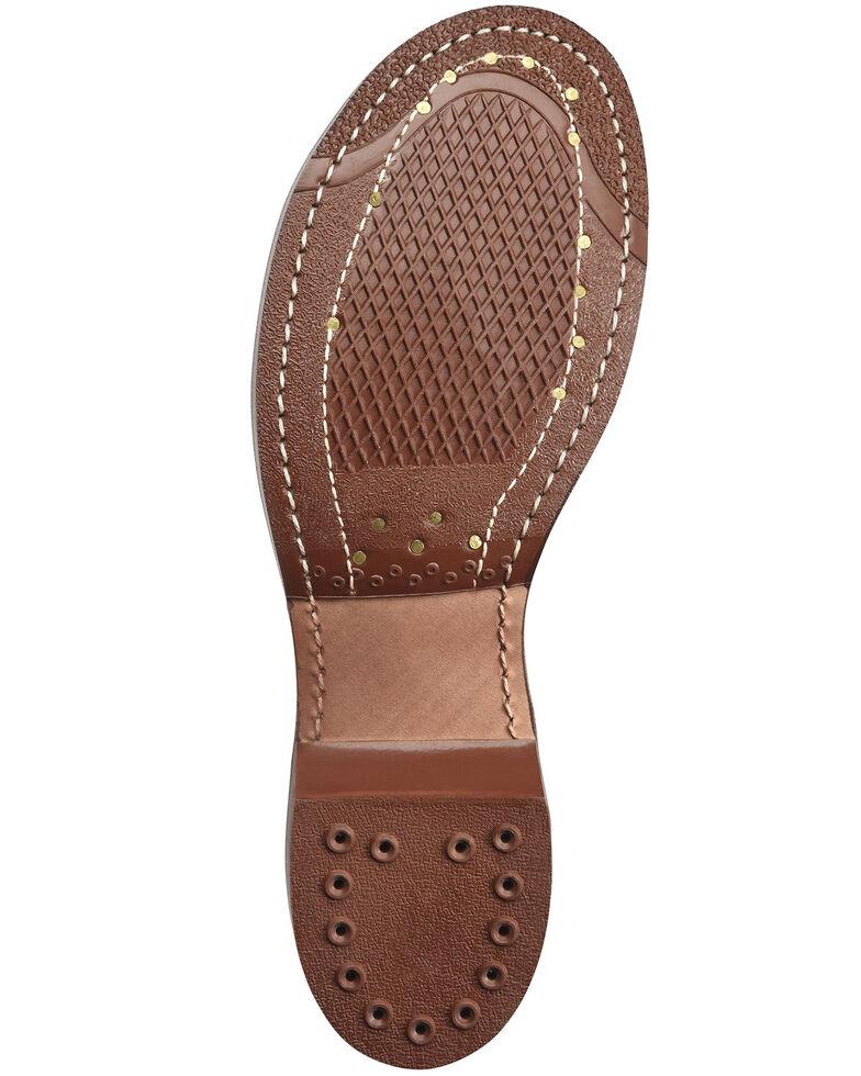 Corcoran Men's Historic Brown Jump Boots - Round Toe, Brown, hi-res