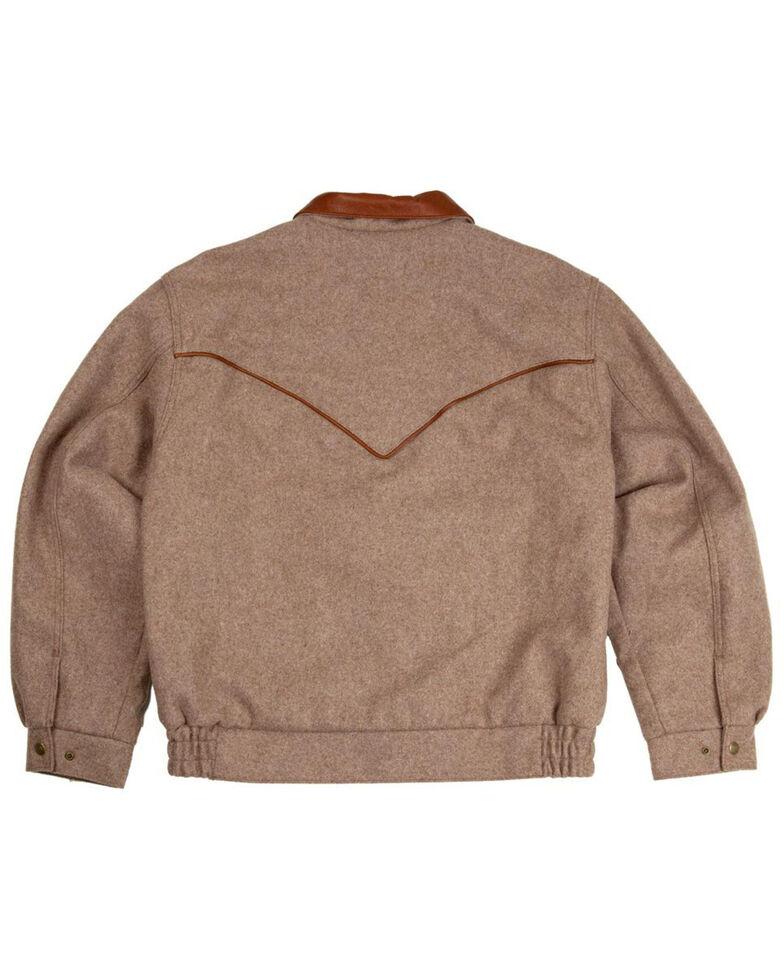 Schaefer Outfitter Men's Bighorn Bomber Jacket, Taupe, hi-res
