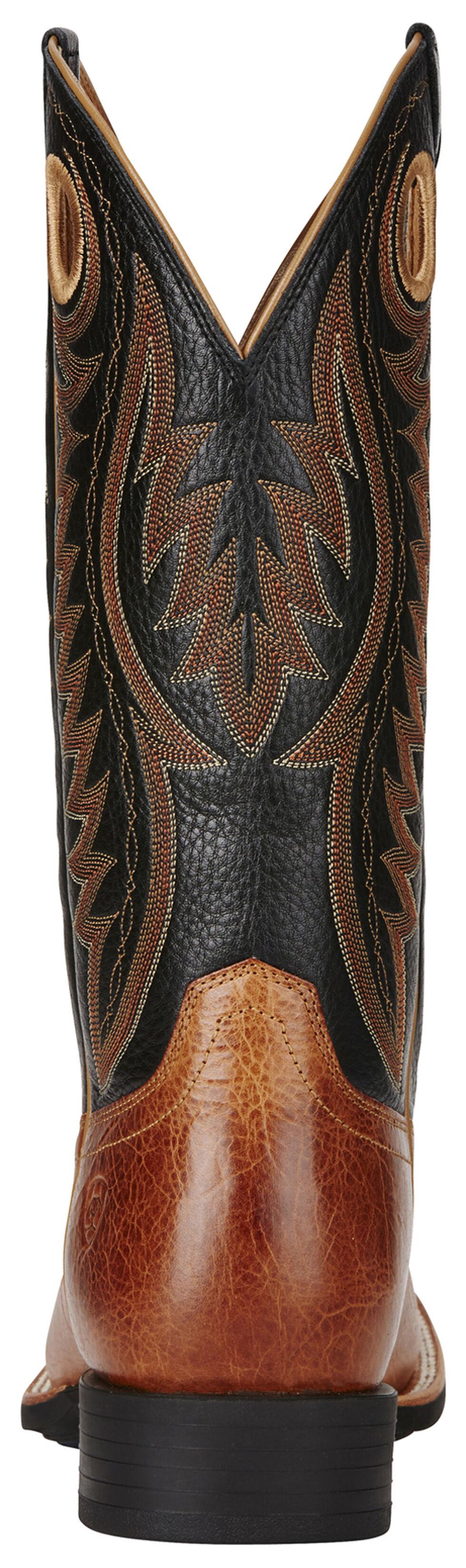 Ariat Men's Tan Cutter Classic VX Boots - Square Toe, , hi-res