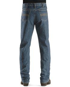 Cinch Silver Label Straight Leg Jeans - Big & Tall, Indigo, hi-res