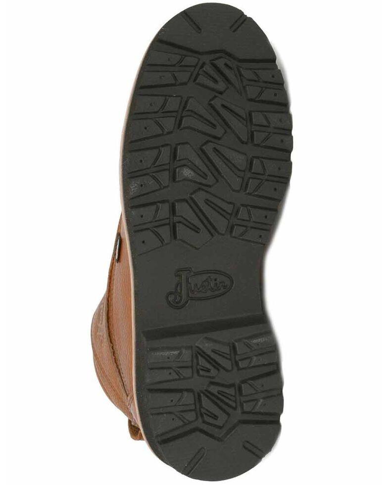 Justin Men's Dugan Casual Lace-Up Boots , Copper, hi-res