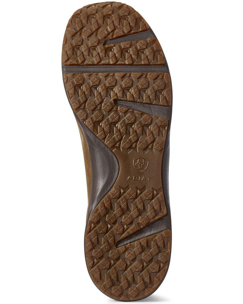 Ariat Men's Spitfire Aztec Bomber Boots - Moc Toe, Brown, hi-res