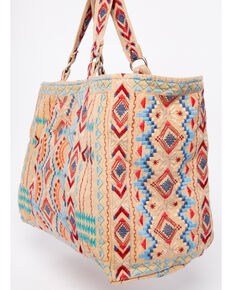 Johnny Was Women's Sonoma Tote Bag , Beige/khaki, hi-res