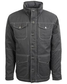STS Ranchwear Men's The Ryder Jacket , Steel, hi-res