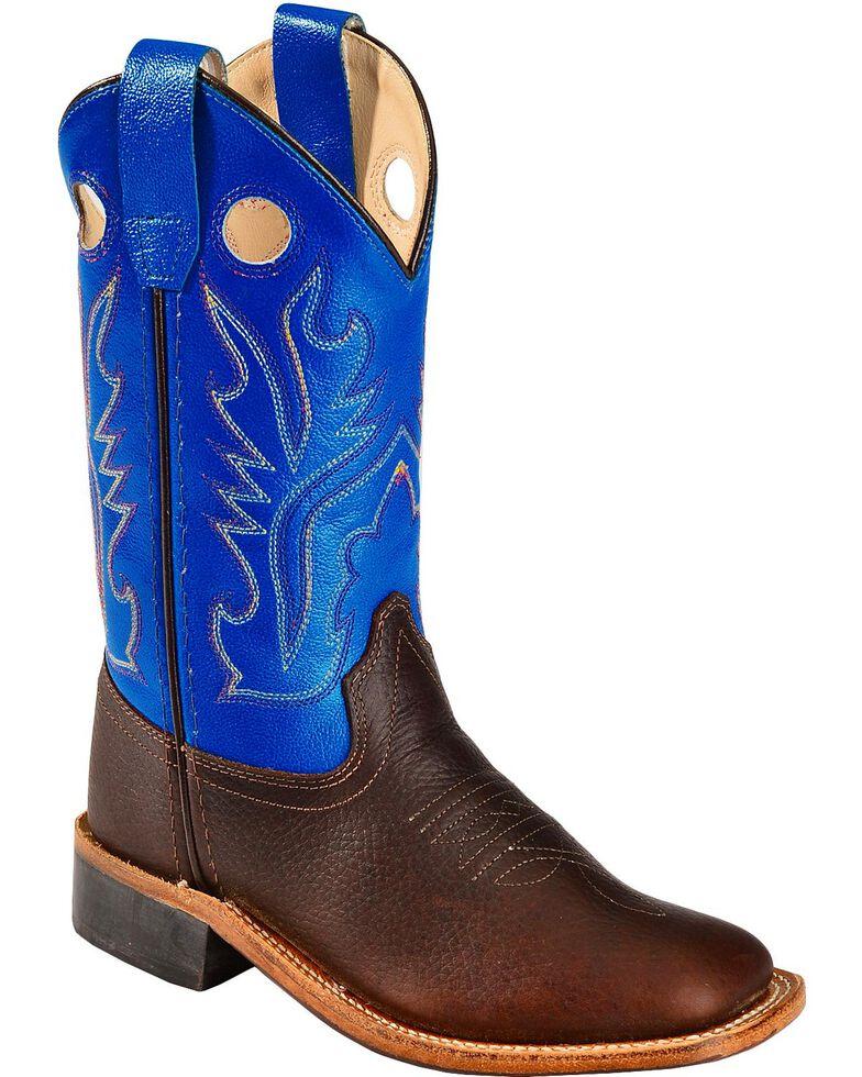b3becb724c9 Old West Children's Thunder Cowboy Boots