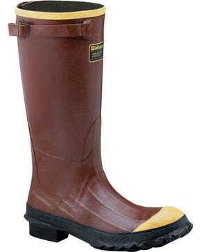"Lacrosse Men's PAC 16"" Work Boots - Steel Toe , Rust Copper, hi-res"
