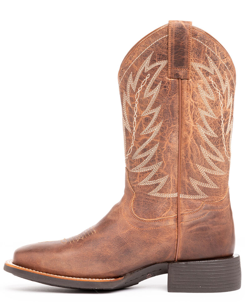 Shyanne Women's The Sure Thing Western Boots - Wide Square Toe, , hi-res