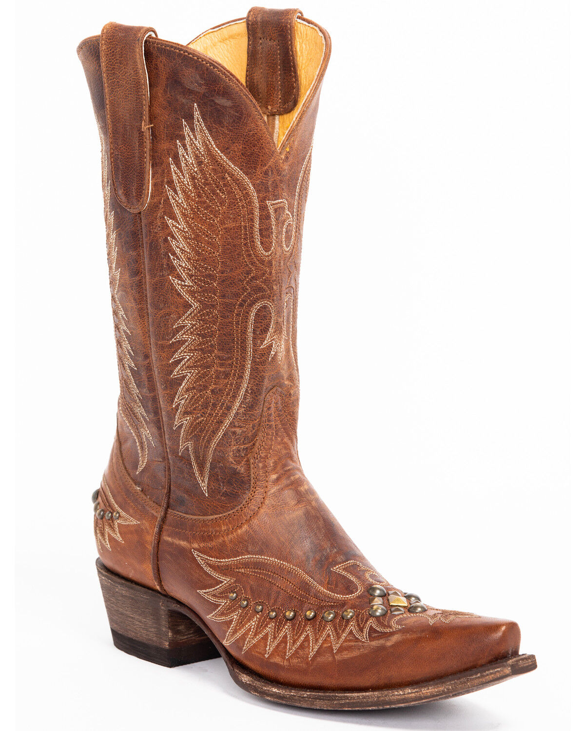Trouble Western Boots - Snip Toe