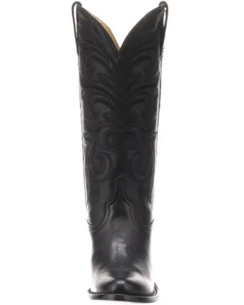 Lucchese Women's Laurelie Western Boots - Round Toe, Black, hi-res