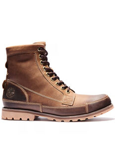 Timberland Men's Earthkeeper Boots - Soft Toe, Brown, hi-res