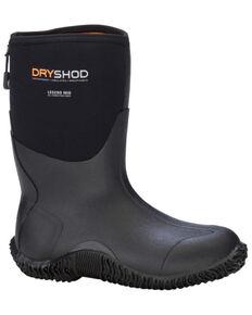 Dryshod Men's Legend Adventure Boots, Black, hi-res