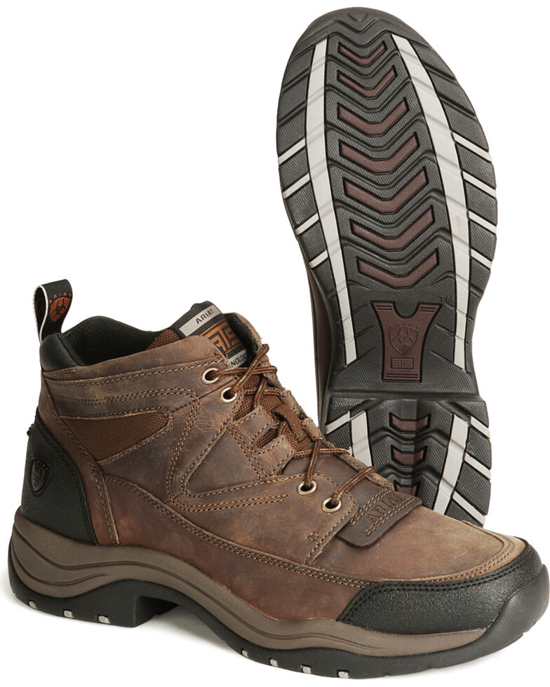 Ariat Men's Terrain Boots, Distressed, hi-res