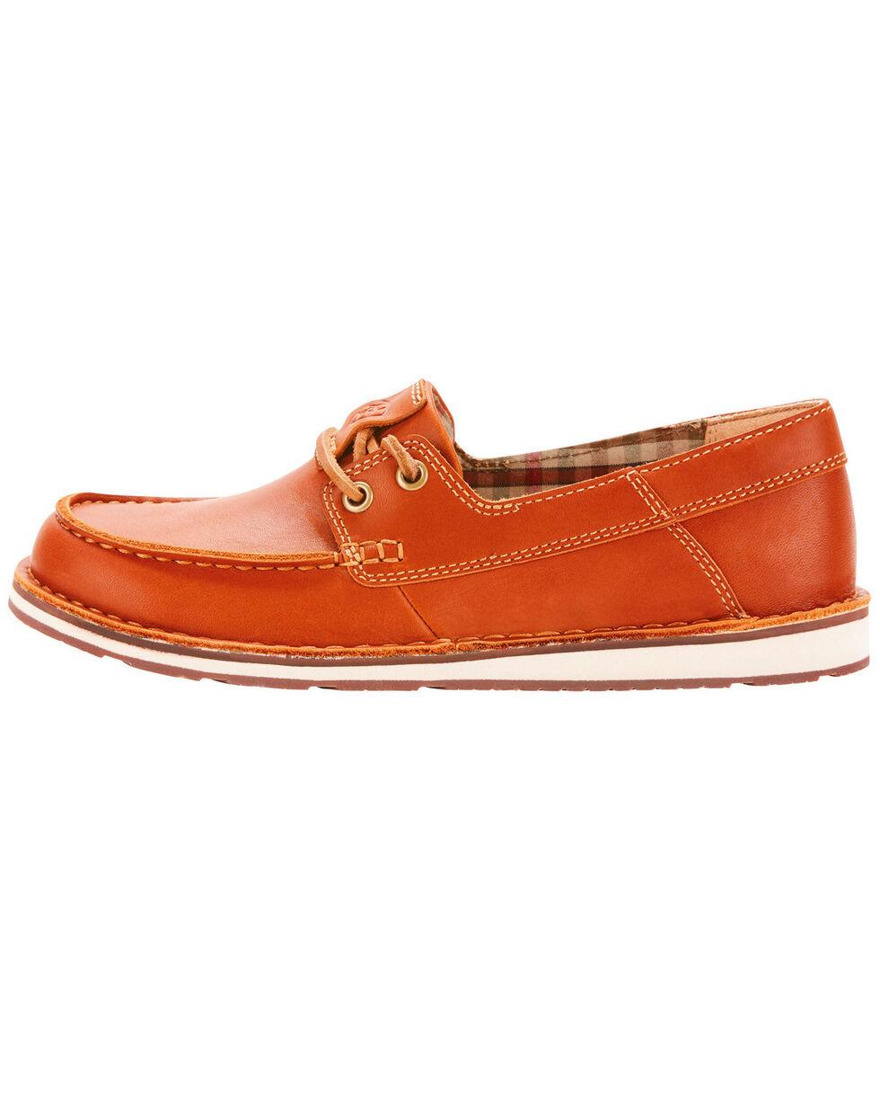 Ariat Women's Honeycomb Cruiser Castaway Shoes , Suntan, hi-res