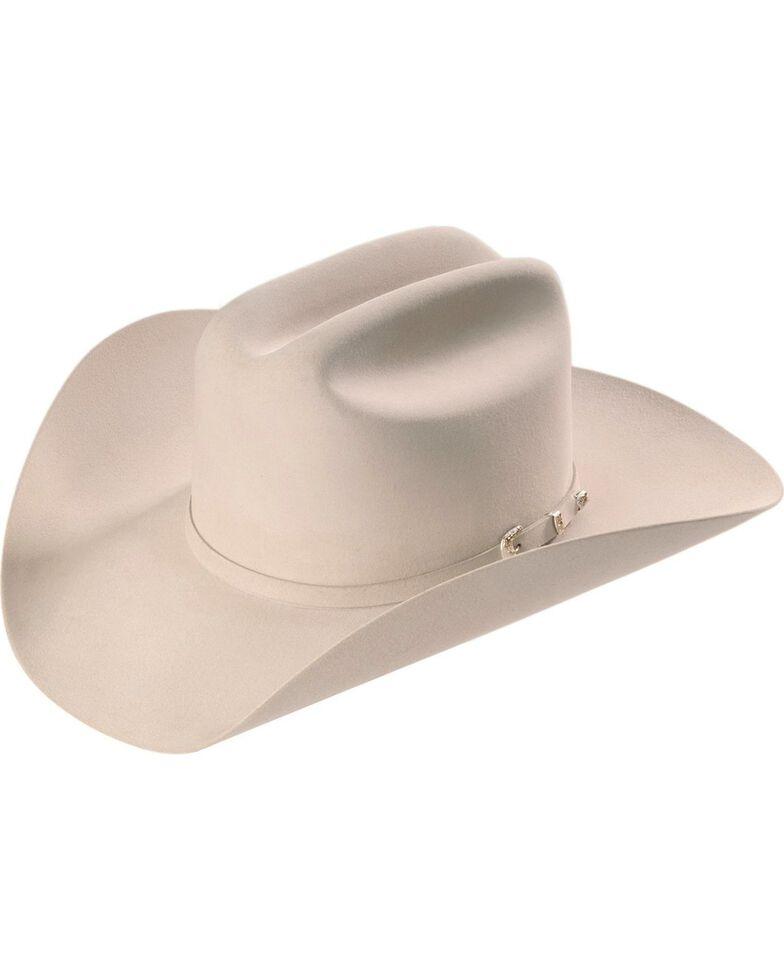 Stetson El Patron 30X Fur Felt Western Hat, Silverbelly, hi-res