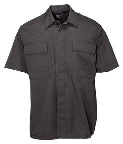 5.11 Tactical TDU Taclite Ripstop Shirt (3XL-4XL), Black, hi-res