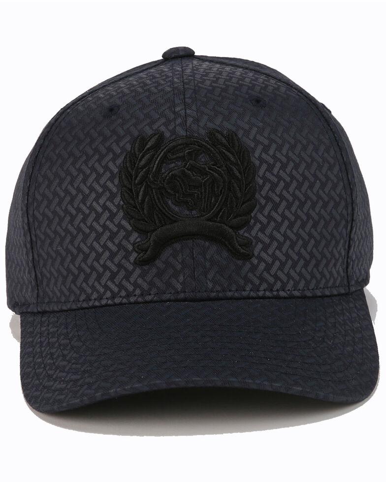 Cinch Men's Navy Flex Fit Embroidered Logo Cap , Navy, hi-res